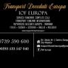 REPATRIERI FUNERARE DECEDATI DIN EUROPA    Funeral Taxi