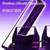 Riboane  Brother, Canon, Olivetti, Olympia, Panasonic,