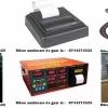 Riboane cu tus si role hartie pentru analizoare de gaze, imprimante aparate sudu