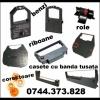 Riboane masini de scris marcile: Brather, Canon, Olivetti,  Panasonic, Sharp,