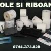 Riboane-Role burete negru si role hartie ptr. masini de calcul, calculatoare