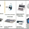 Riboane tus ptr.imprimante termoking, masini de scris, analizoare gaze, impriman