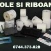 Riboane/Role burete negru si role hartie offset simple si termice pentru masini