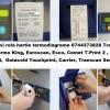 Ribon (banda tus) pentru termodiagrame Transcan sau TKDL Thermo King, Euroscan,