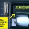 Ribon  imprimanta analizor gaze AVL DiCom ,Eurogas