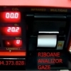 Ribon imprimanta analizor gaze Eurogas 8020, Flux 5000,Opus 40 B