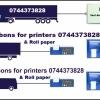 Ribon termodiagrama auto Transcan,Thermo King, DataCold Carrier, Euroscan, Touc