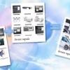 Ribon termodiagrame Transcan 2ADR,DL-SPR,  Termograf, Touchprint, Esco, Datacold