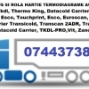Ribon tus si hartie Transcan, Datacold Carrier, Euroscan, Thermo King, etc.