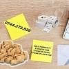 Rola etichete AWB termice autocolante, etichetare paleti, eticheta logistica...