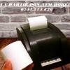 Rola hartie imprimanta chitante,comenzi  bucatarie, cupoane,rapoarte zilnice(dom