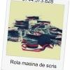 Rola/ cartus masina de scris Olympia, Olivetti, Brother, Canon, Smith Corona