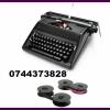 Role cu banda pentru masini de scris 0744373828, bicolore si monocrome.