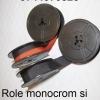 Role Cu Banda Tus Pentru Masini De Scris 0744373828, bicolore si monocrome.
