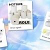 Role hartie duble sau simple offset sau termice.