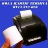 Role hartie pentru imprimanta de bonuri si imprimanta POS.