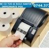 Role hartie pentru imprimante gestiune, logistica, productie, etc,  cu livrare