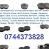 Role masini de scris 0744373828 bicolore sau monocrome tip: Brother, Olivetti, O