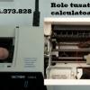 Role tusate- calculatoare de birou ,masini de calcul