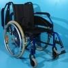 Rulant din aluminiu cu un suport de picior Casa Care /sezut 42 cm