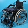 Scaun cu rotile cu verticalizare-acumulatori noi