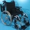 Scaun cu rotile din aluminiu Breezy / 51 cm