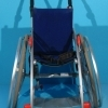 Scaun cu rotile din aluminiu pentru copii/latime sezut 25 cm