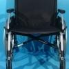 Scaun cu rotile handicap Meyra second hand / 58 cm