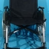 Scaun cu rotile second hand B+B greutatea suportata 170 kg