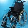 Scaun cu tetiera Breezy-suportii picioare sunt diferiti /sezut 40 cm