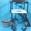 Scaun cu WC handicap Vermeiren disponibil