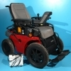 Scaun electric pentru invalizi Meyra Optimus 1 - 6km/h