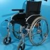 Scaun fara suporti de picioare din aluminiu B+B