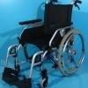 Scaun handicap cu roti mari pe spate second hand B+B / 42 cm