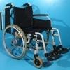 Scaun handicap dotat cu frane pentru pacient Primus