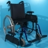 Scaun handicap second hand Ortopedia / latime sezut 42 cm