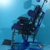 Scaun pentru copii cu roti handicap Schuchmann