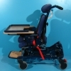 Scaun pentru copii cu roti second hand/latime sezut 27 cm