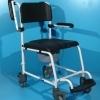 Scaun pentru WC si baie din aluminiu pentru handicap