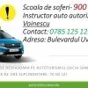 Scoala de soferi-Dacia Sandero Stepway