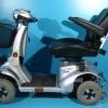 Scuter electric handicap B+B Paseo-gri