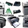 Service imprimante, multifunctionale laser negru si color. Livrare rapida si gra