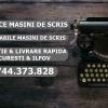 Service masini de scris 0744373828 consumabile masini de scris
