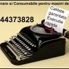 Service masini de scris mecanice si electrice in Bucuresti si Ilfov.