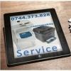 Service si consumabile imprimante, multifunctionale laser negru si color.