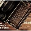 Service si consumabile masini de scris mecanice si electrice.