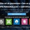 Servicii complete Web Design   Seo   Devirusare site-uri malware   GDPR   CRM CL