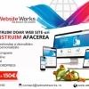 Servicii Realizare Site Web Prezentare Companie si Creare Magazin Online