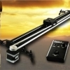Slider liniar motorizat Greenbull X5 Multifunctional cu 4 rulmenti, telecomanda