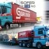 Sofer (Soferi) de camion Gruber Logistic
